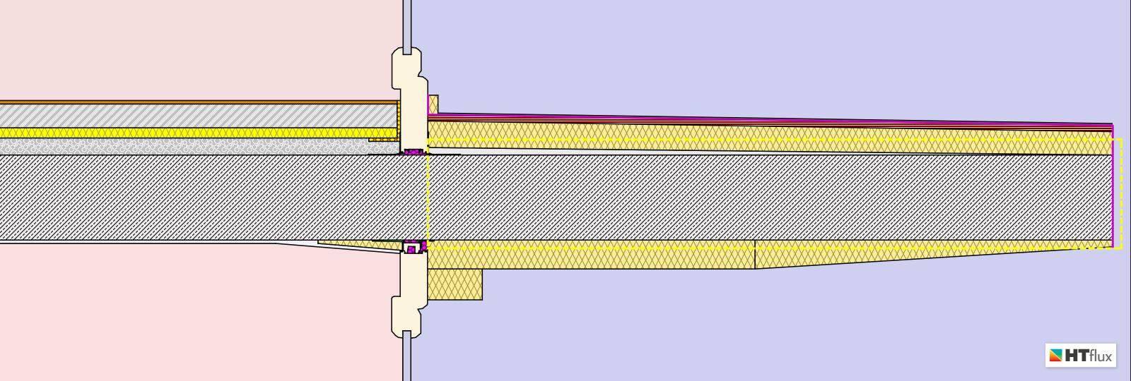 untersuchung der sanierung einer balkonauskragung ohne thermische trennung htflux. Black Bedroom Furniture Sets. Home Design Ideas