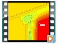 Transiente thermische Simulationen mit HTflux