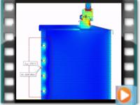Wandheizung, dynamische thermische Simulation