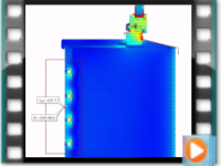 wall-heating, dynamic thermal simulation